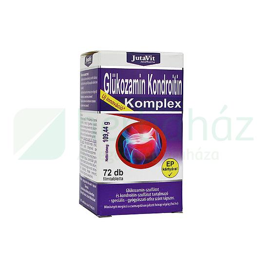 glükózamin-kondroitin komplex mellékhatások
