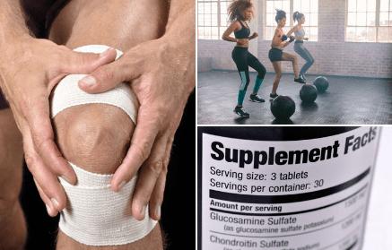 miért károsak a glükozamin és a kondroitin artrosis 3 lábujjak kezelése