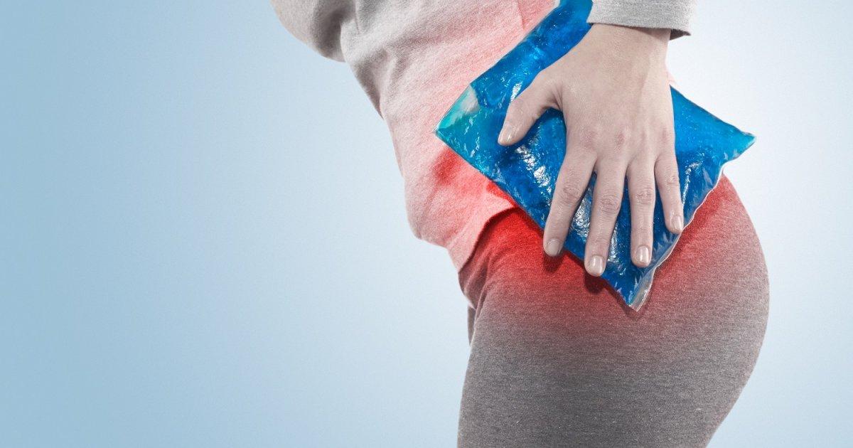 ízületi fájdalom a csípőben fáj ülni)