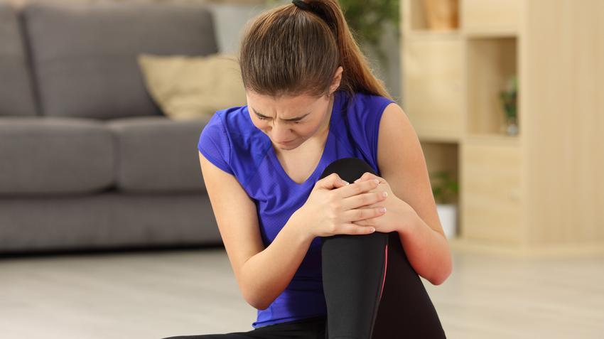 poszttraumás térdgyulladás ujj fájdalom oka
