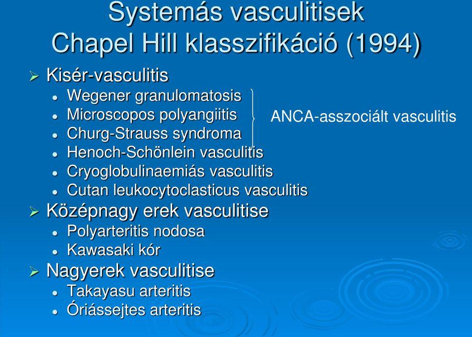 szisztémás kötőszöveti betegségek ezt)