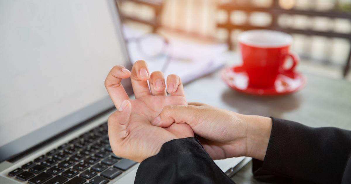 ha súlyos hüvelykujjfájdalom