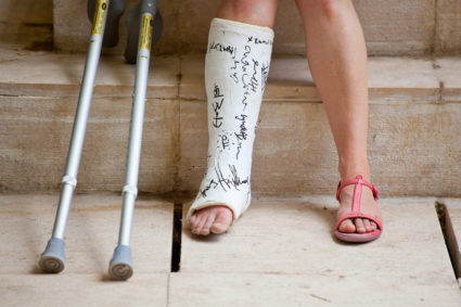 elsősegélynyújtás a bokaízület fájdalmához
