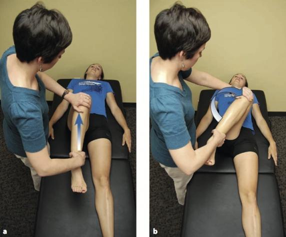 fájdalom a csípőízületben a térdig