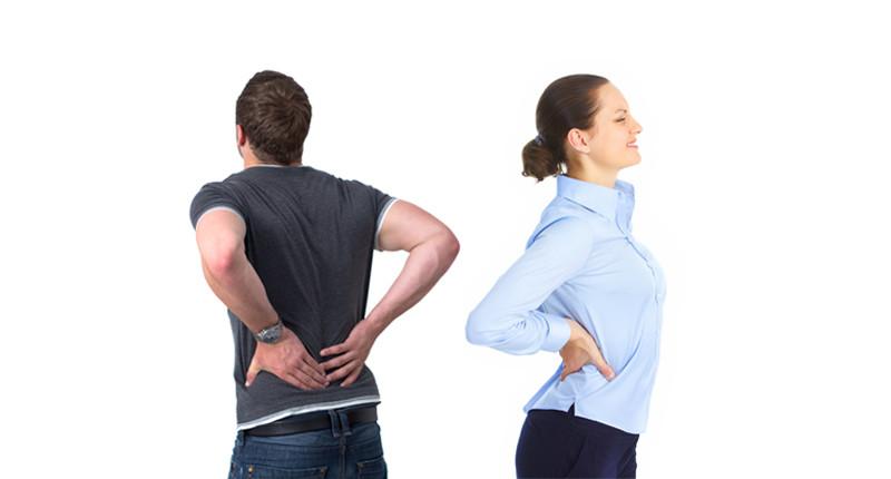gerincfájdalom különböző ízületekben)