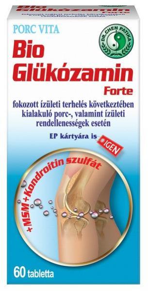 glükózamin-kondroitin szünet