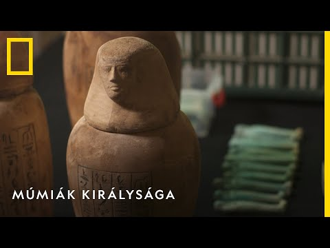 Újra megszólalt egy háromezer éves múmia | hu