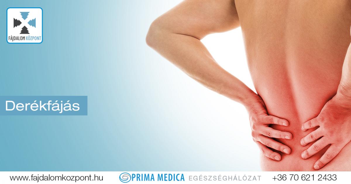 Mi segít krónikus derékfájás esetén?