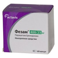 készítmények az agy számára osteochondrosisban