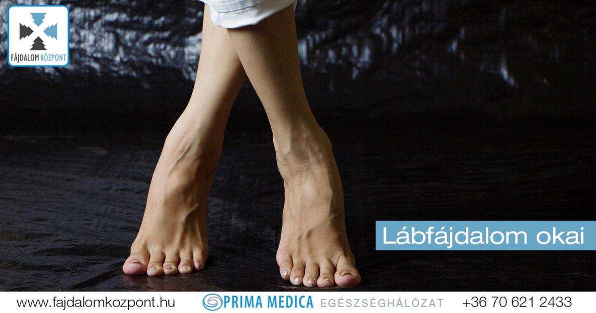 lábfájdalom boka sérülés