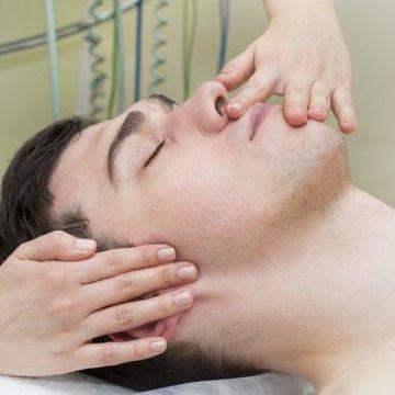 állkapocs-ízületi kezelés)