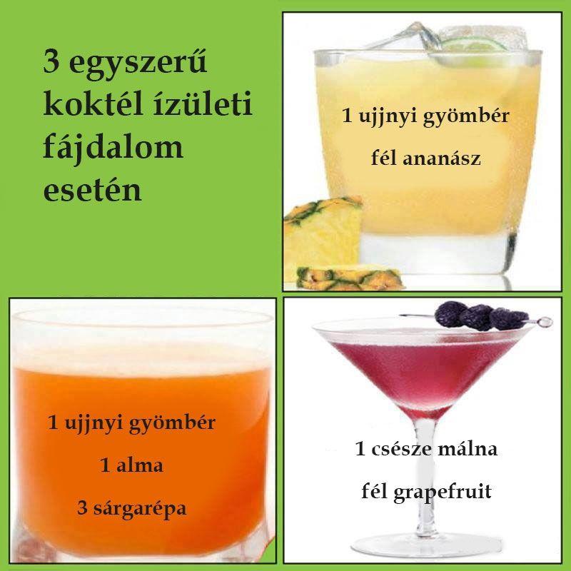 mit isznak ízületi fájdalommal