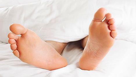 padlizsán és duzzadt lábak
