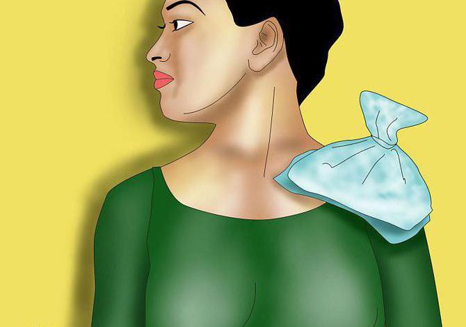 vállízület ízületi gyulladás diadinamikus kezelése