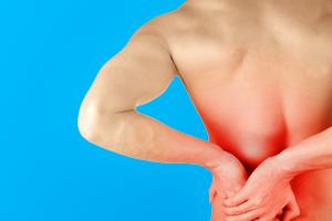 hátsó borda alatti fájdalom