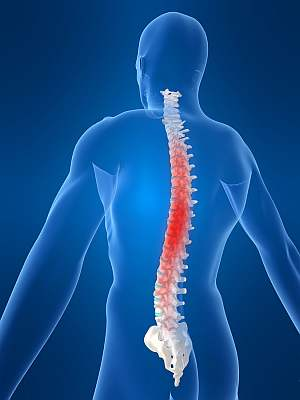 mitől fáj a hátam közepe