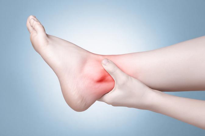 lehetséges futni, ha a bokaízület fáj