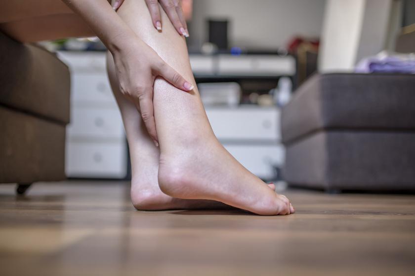 a comb izületei fájnak egy hosszú séta után