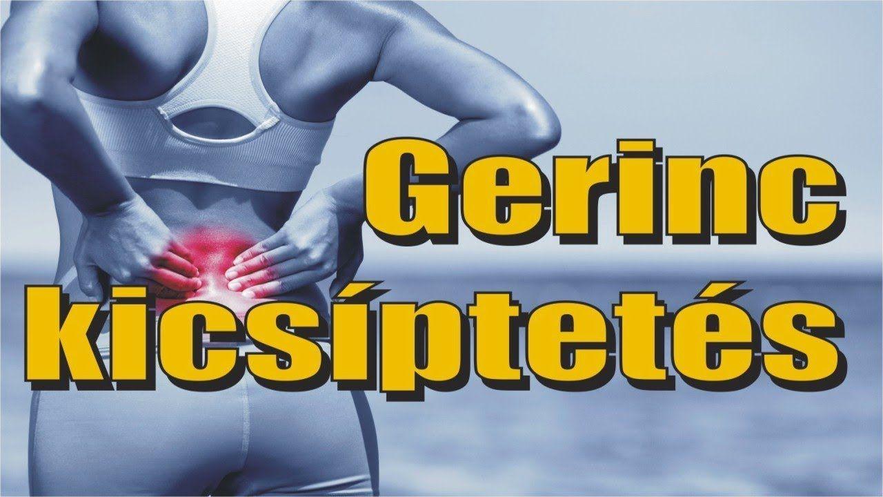 gerincízületek gyulladása köszvényes ízületi kezelés