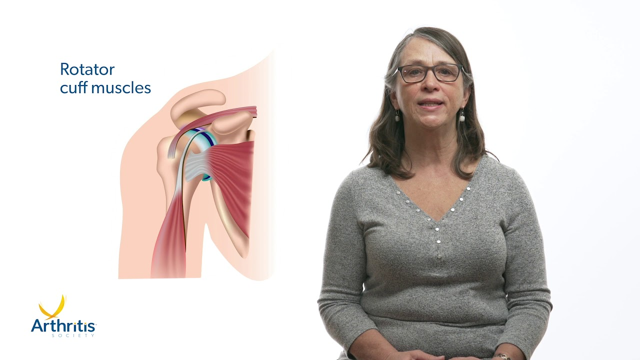 osteoarthritis symptoms shoulder