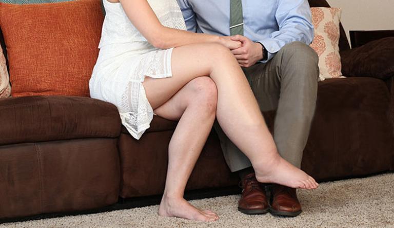 Bedagadt a lábam, mit tegyek? - HáziPatika
