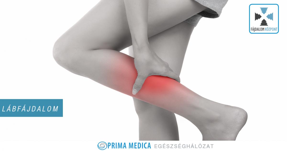 fájdalom a boka ízületében és a láb felső részén