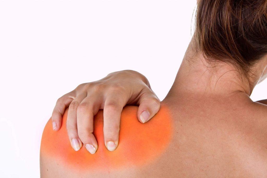a vállízület ii. fokú artritisz
