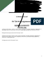 a csípőízület def arthrosisának kezelése)