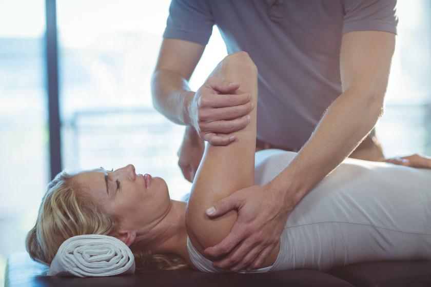hogyan lehet segíteni a váll fájdalomnál