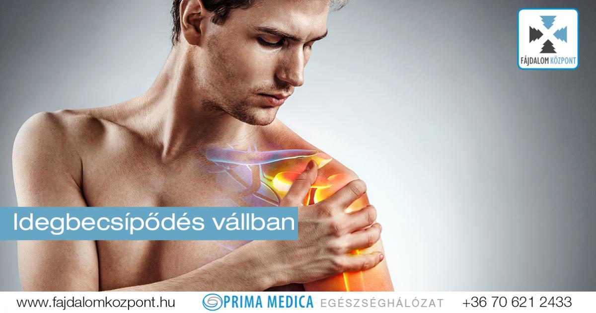 ízületi fájdalom a vállon és a nyakon)