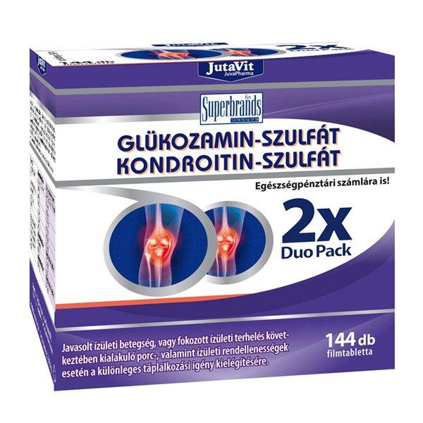 kenőcs ízületekhez kondroitin és glükózamin segítségével)