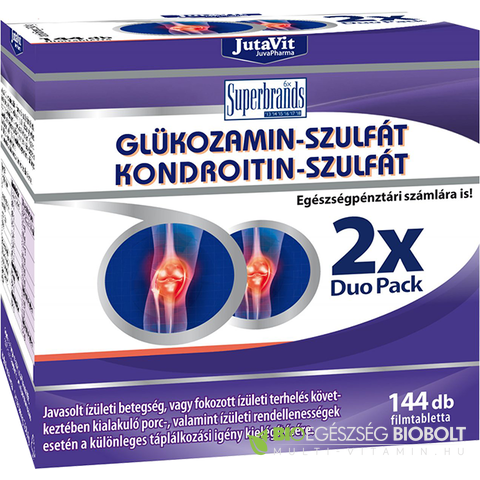 kondroitin glükózaminnal, mi az)